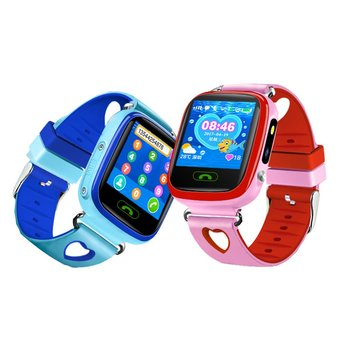 Y59 Children Smart Watch GPS Tracker Anti Lost Monitor SOS Call Children's Smart Camera Phone Watch 1.44 Inch Screen Children Watches