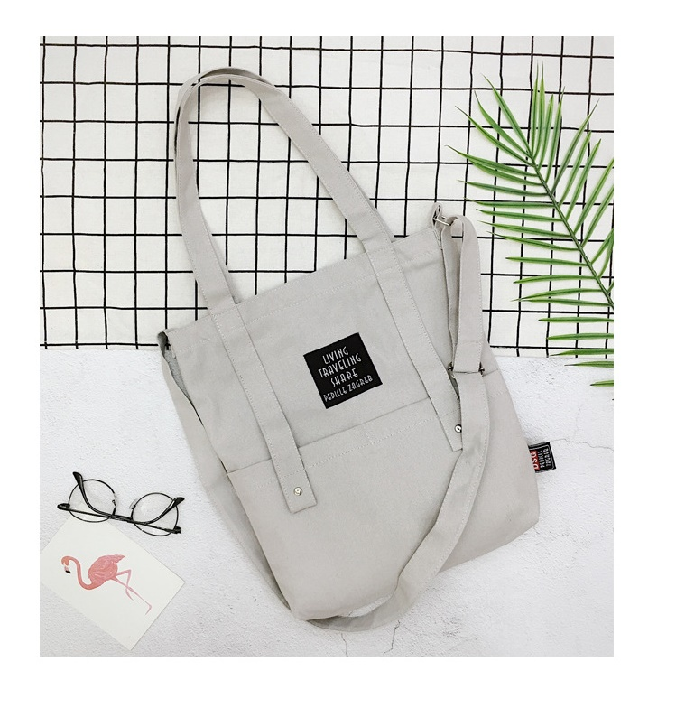 New High quality canvas bag Totes Bucket Bags single shoulder messenger bag female youth leisure colorful small handbag Student Women Women's Bags cb5feb1b7314637725a2e7: 01 Grey|02 Black|03 Yellow|04 Blue|05 White|06 Yellow-DP|07 Grey-DP|08 Black-DP|09 White-DP|10 Blue-DP