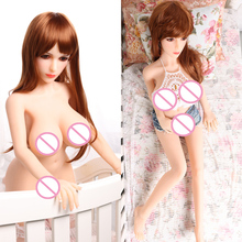 140cm Lifelike Full Silicone Sex Doll for men Japanese Life Size Love robot Dolls Rubber realistic Vagina Pussy Anal Real Dolls