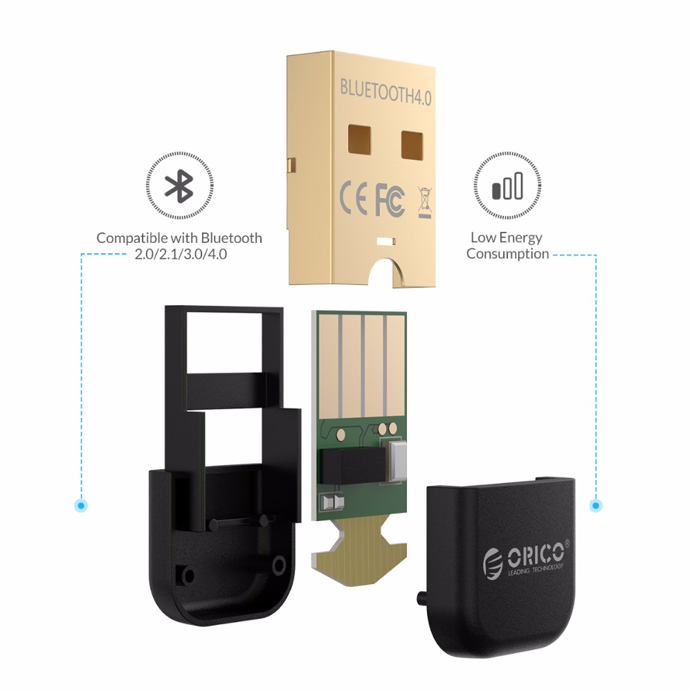 Bluetooth 4.0 USB Micro Adapter Dongle 8