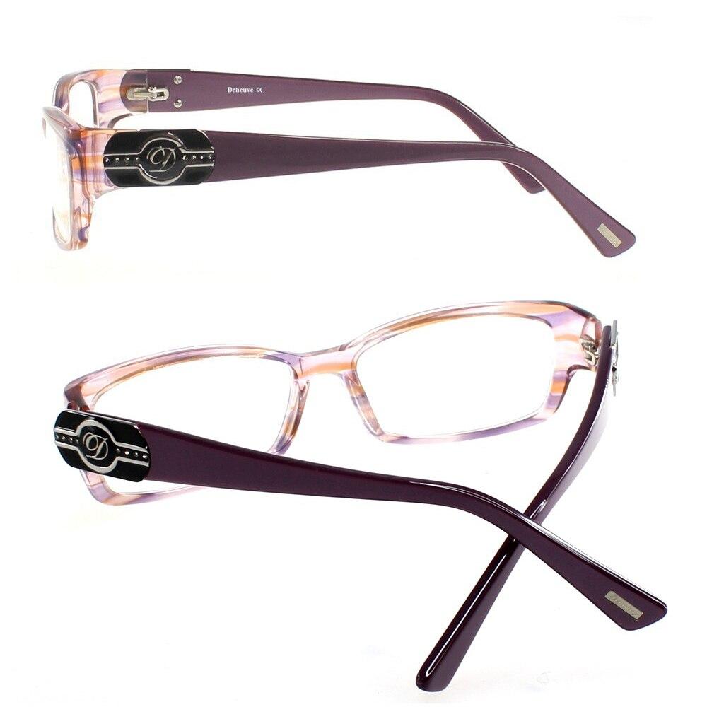 39ed720be887 ZENOTTIC 2018 Fashion Brand Design Eyeglasses Frame Women Acetate Lady Style  Acetate Optical Frames Prescription Famale Glasses-in Eyewear Frames from  ...