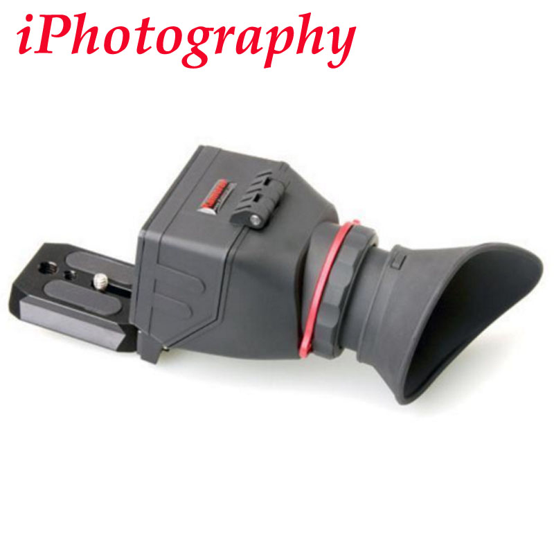 KAMERAR QV-1 LCD Viewfinder For 3-3.2 CANON Nikon Sony Olympus DSLR Cameras,Viewfinder For DSLR Cameras