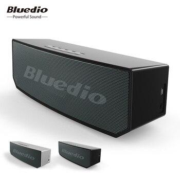Bluedio BS-5 (Camel) Mini Bluetooth Speaker Wireless Portable Speakers Sound System Soundbar 3D Stereo Music Surround Sound Box