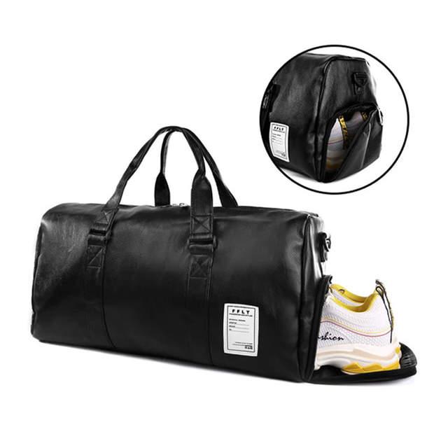 Us 16 66 25 Off Full Rainproof Handbag Weightlifting Gym Bag Training Fitness Sport High Capacity Backpack Men Ms Hiking Club Rucksack In