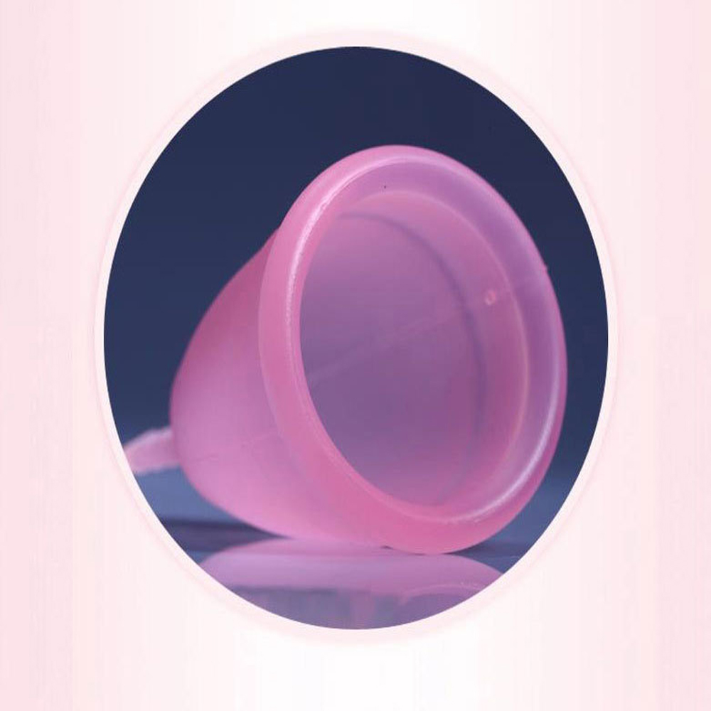 Feminine hygiene products menstrual cup medical grade silicone copa menstrual lady menstrual copa mestrual menstruation cup 13