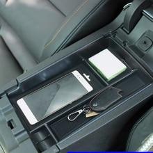 Для Chevrolet Equinox третий generation2018 интерьер автомобиля центр подлокотник органайзер для хранения бардачок автомобиля-Аксессуары Укладка