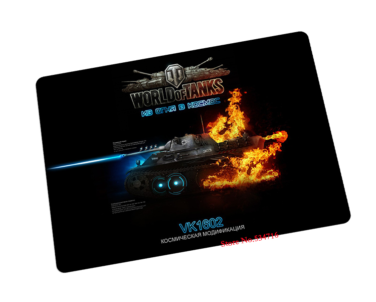 wot tank mousepad Boy Gift gaming mouse pad Thickened gamer mouse mat pad game computer desk padmouse keyboard large play mats