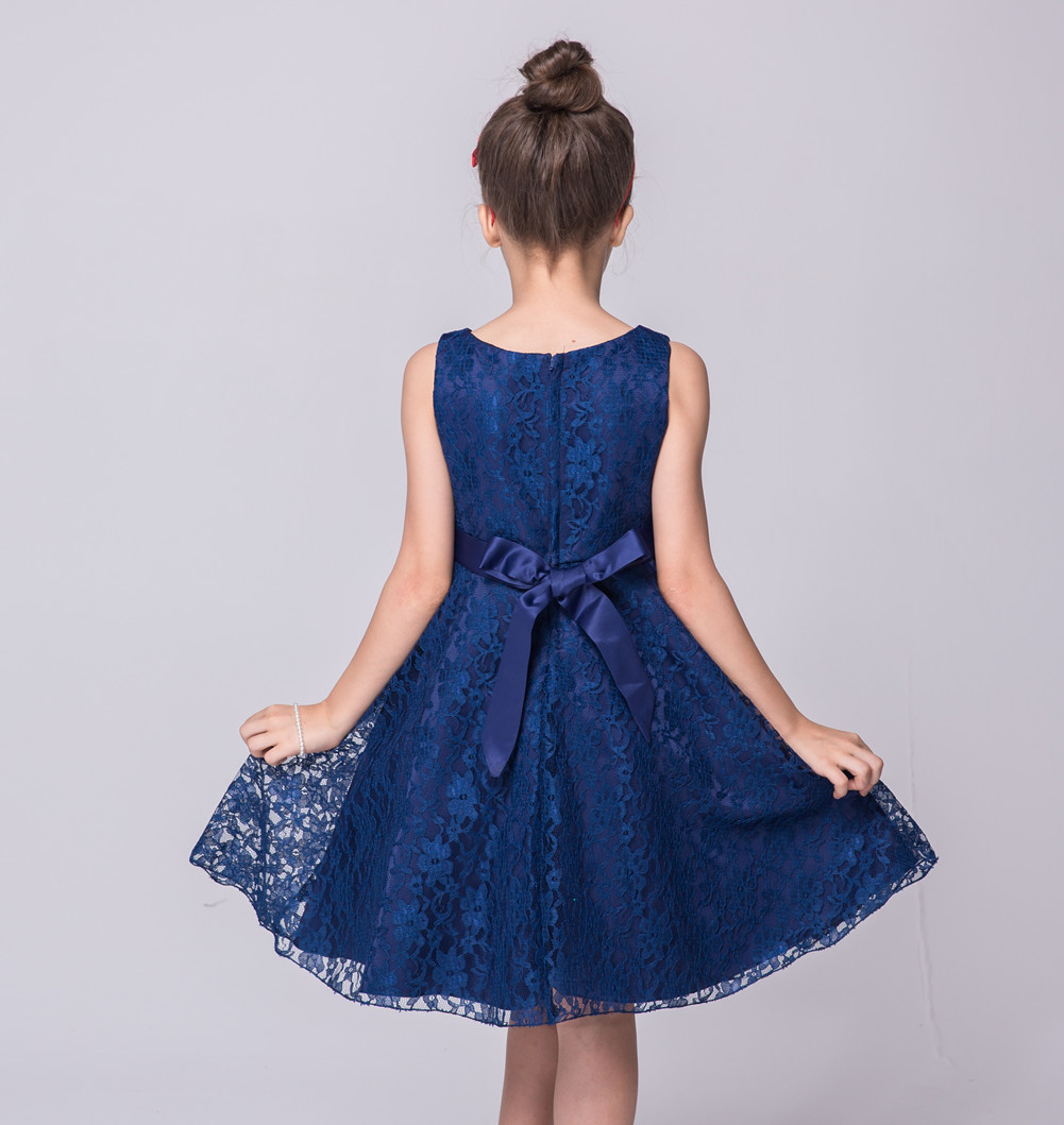 Kids Tutu Evening Gown 57