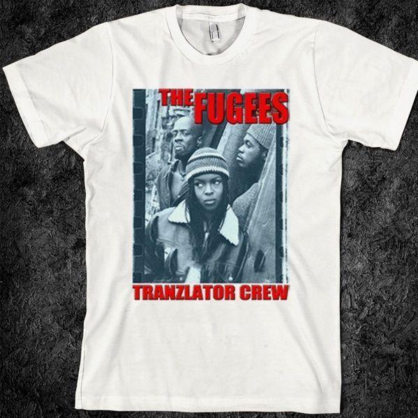 35b6fe242 NEW Fugees T shirt, lauryn hill, Brooklyn, MEN WOMEN T SHIRTS S 5XL ...