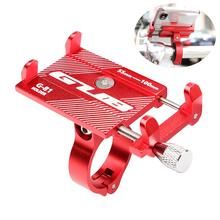 3.5-6.2 inch GUB G-81 Aluminum Alloy Bicycle Phone Mount Stand Metal MTB Bike Mobile Handlebar Holder parts