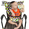 XIAOYOUYU Baby Chair Portable Infant Seat Product Dining Lunch Chair / Seat Safety Belt Feeding High Chair Harness Baby Carrier