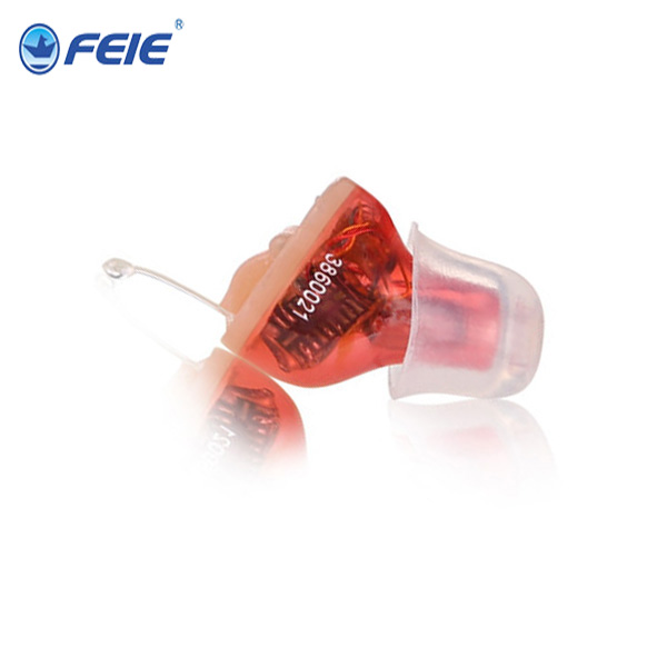 Hearing aids Type and Rehabilitation Therapy Supplies Properties CIC hearing aid S-15A isitme cihazl kulak hiv and aids