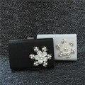 ГОРЯЧИХ Женщин сумка из бисера сцепления кошелек вечерняя сумочка для свадьбы сумки ручной работы цветок жемчуг кристаллы леди мешок партии