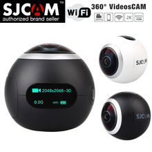 New Arrive Original SJCAM SJ360 Panorama WiFi 2K 30fps 12MP Fisheye Lens 220 Degree NTK 96660 Sports Action Mini Camera