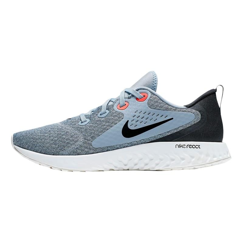 Nike sneakers Rebel React (AA1625-407) Gray TmallFS SportFS цены