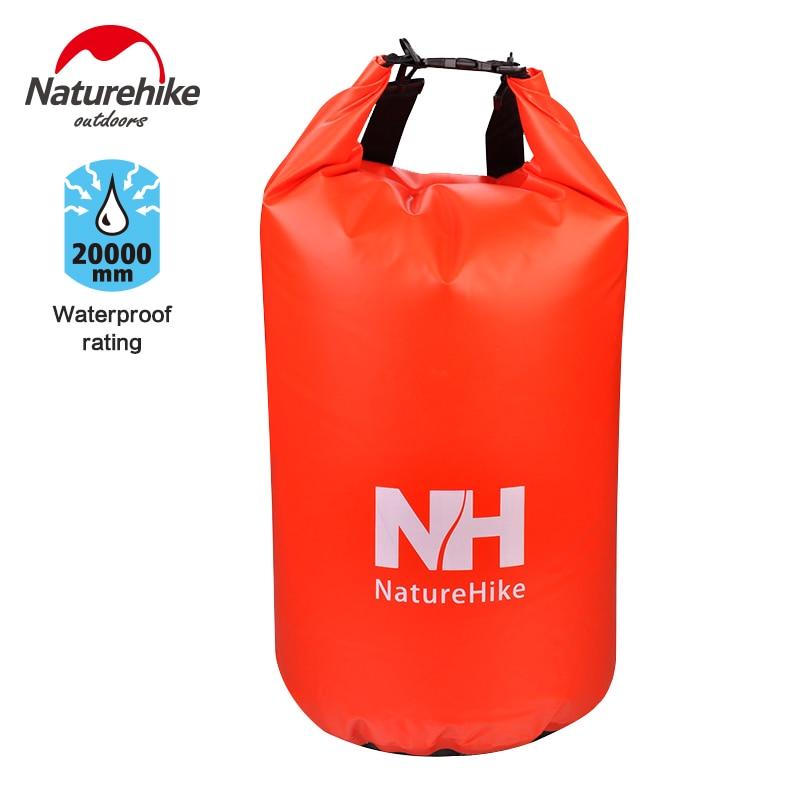 Portable Bag Waterproof Backpack Rucksack Travel Storage Outdoor Camp Durable