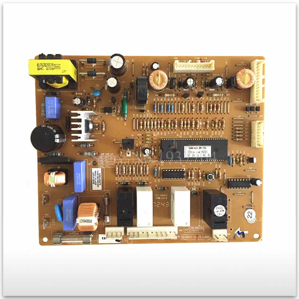 95% new for LG refrigerator computer board circuit board GR B197/207 6870JB8007A EBR39592410 board good working|circuit board drill bits|circuit board machine|circuit board box -