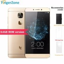 LeEco LeTV Le S3 X626 4GB RAM 64GB ROM Helio X20 Deca Core 21.0MP Camera 5.5″ FHD Android 6.0 4G LTE Smartphone Fingerprint