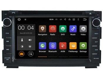 Android автомобильный DVD Navi плеер для Kia Ceed (2010-2012) /Venga аудио мультимедиа авто стерео Поддержка DVR WI-FI dab OBD все в одном