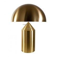 Nordic Style LED Mushroom Table Lamp Bedroom Bedside Simple Design Lights Modern Novelty Home Decor Lighting Light Fixture