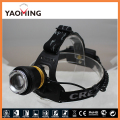 e17 Cree xml t6 led zoomable head band clip 3800 lumen lantern 3 modes headlamp led flashlight head light torch for camp