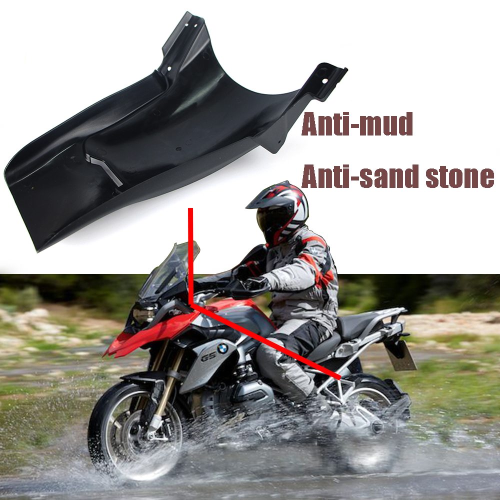 Motorcycle Rear Fender Cover For BMW GS R1200GS LC R1200 R 1200 Adventure 2013-2018 Mudguard Extension Splash Guard Tire Hugger
