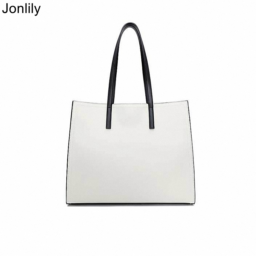 Jonlily Women Genuine Leather Handbag High Capacity Totes Casual Daypack Teens Fashion Shoulder Bags Elegant Purse -KG166Jonlily Women Genuine Leather Handbag High Capacity Totes Casual Daypack Teens Fashion Shoulder Bags Elegant Purse -KG166