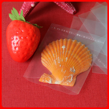 3000pcs lot 6cm 8cm 80Micron High Quality PE Clear Christmas Gift Plastic Bag