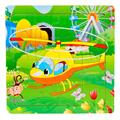 HOT Wooden Kids 16 Piece Jigsaw Toys Education And Learning Puzzles Toys Levert Dropship Aug 29