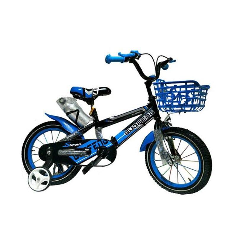 12-Inch New Bicycle Child Bicycle Girl Bicycle Child Baby Boy Bike