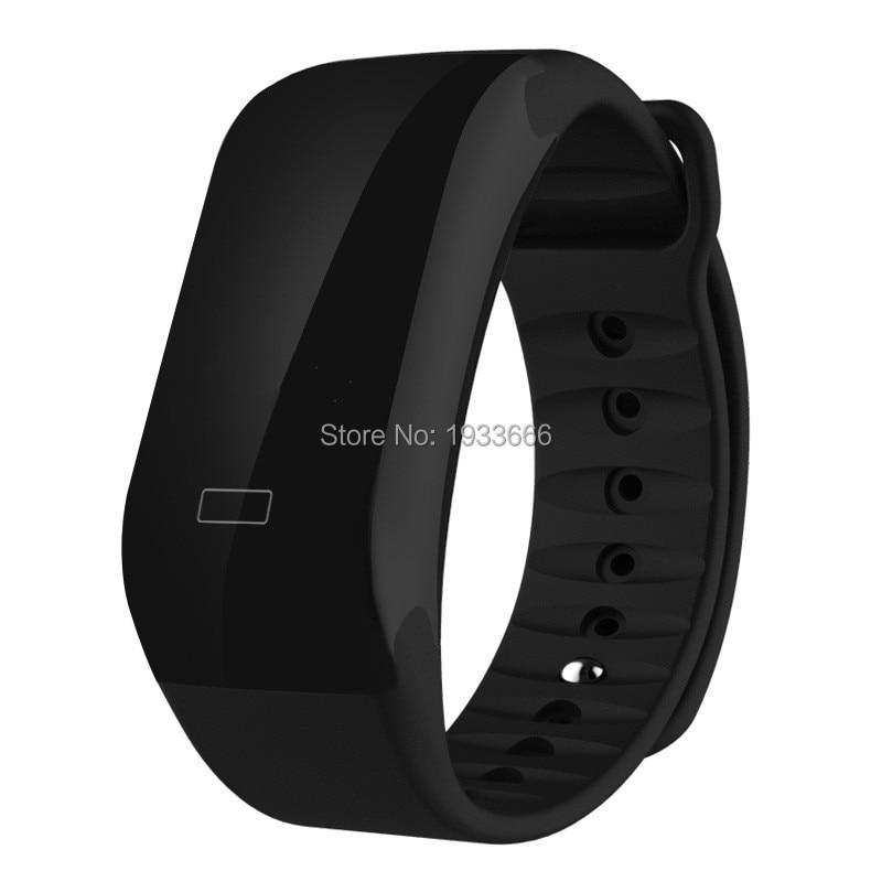 Heart rate monitoring font b smart b font wristband H3 step counter passometer sleep tracker wristwatch