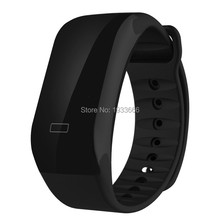 Heart rate monitoring smart wristband H3, step counter passometer sleep tracker wristwatch bracelet for outdoor sport person