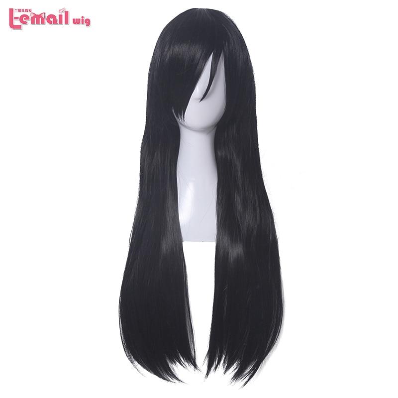 L-email peruk Kobayashi-san Chi nej Maid Dragon Cosplay peruker Kanna - Syntetiskt hår - Foto 4