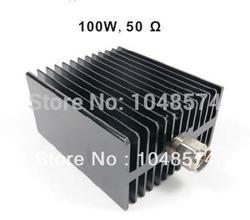 Бесплатная доставка N мужской 50 Ом DC-3GHz 100 Вт