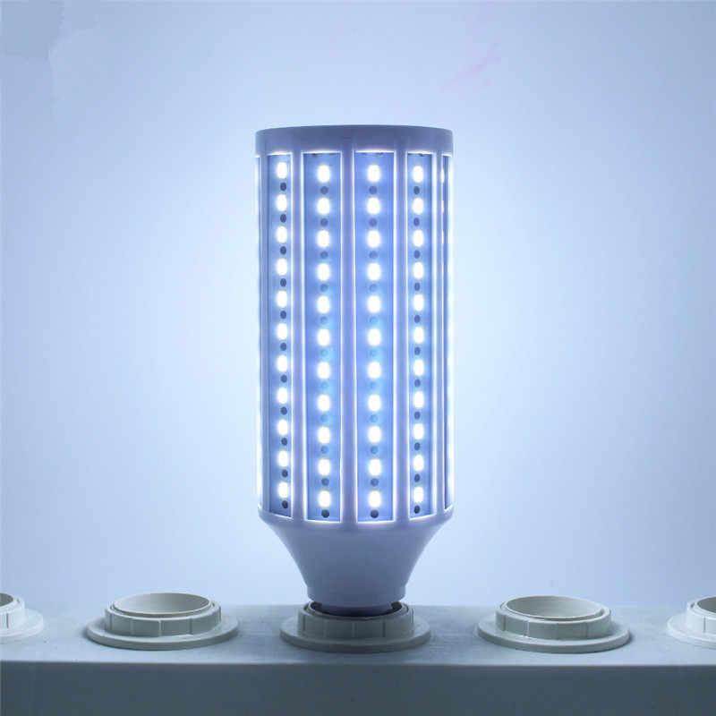 Super Bright LED lights 5730SMD 27 48 68 102 126Leds E27 E14 LED Corn Bulb 220V/110V E40 LED Lamp Chandelier light Home Lights