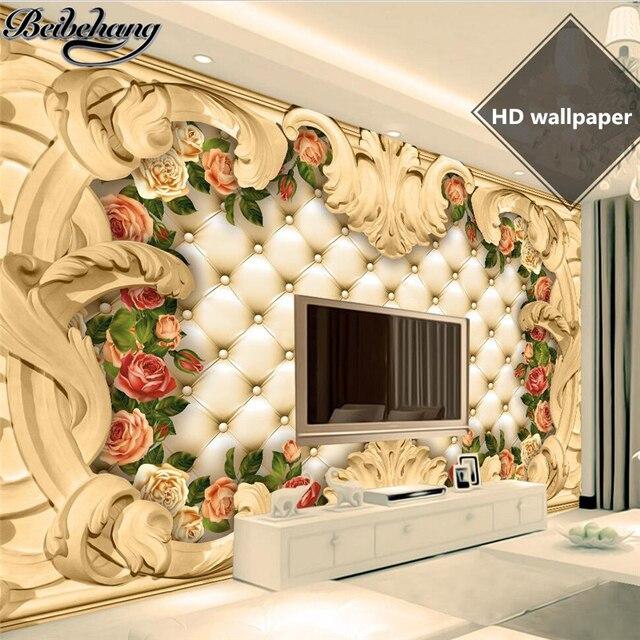 Tapete Wandbild beibehang große 3d tapete wandbild benutzerdefinierten continental