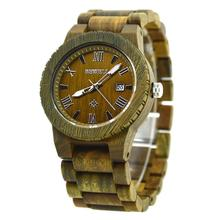 Top BEWELL Brand Men Watches Wooden Luxury Watch Waterproof Round Dial and Bracelet Clasp Relogio Masculino Watches Paper 109B стоимость
