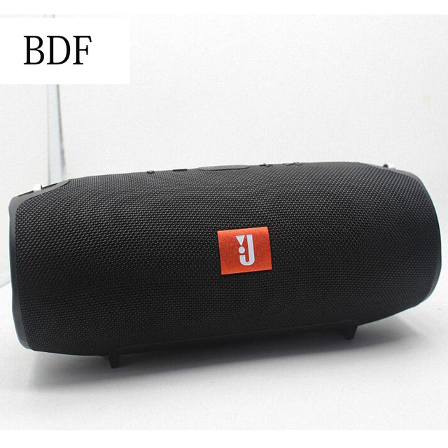 ( Free shipping) BDF Outdoor Wireless Portable Bluetooth Speaker BIG BDF5 Stereo Receiver HIFI Portable Speaker Music BoomBox