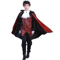 Classic Adult MensTransylvania The Count Vampire Halloween Costume