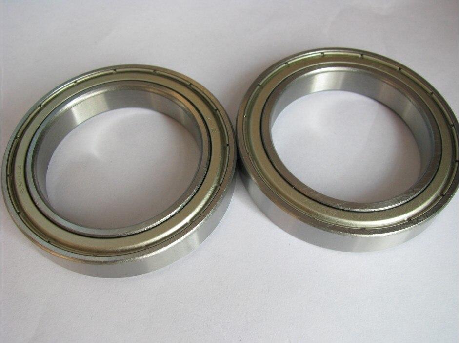 10pcs/lot  6907ZZ  thin wall bearing  6907  6907Z  61907ZZ shielded deep groove ball bearings 35x55x10 mm