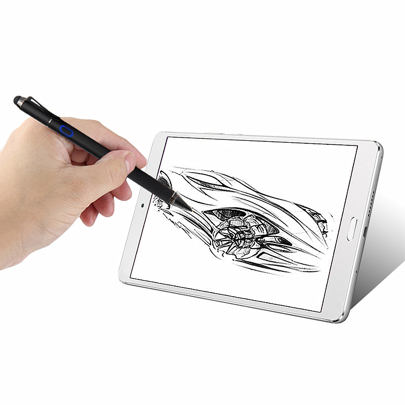Stylus Pen Active Capacitive Touch Screen For CHUWI Hi10 Plus Pro Hi12 Hi13 Hi8 Hi9 Vi10 Vi8 Vi7 10 Surbook mini Tablet Pen Case chuwi vi10 plus hi10 pro hi10 plus high sensitive stylus pen only suit for chuwi vi10plus hi10 pro hi10 plus tablet