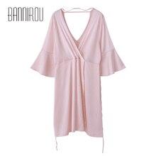 Wedding Woman Robes Sexy Silk Stain Kimono Sleep Wear Summer New Bathrobes For Woman Female Lingerie Women's Sleepwears BANNIROU