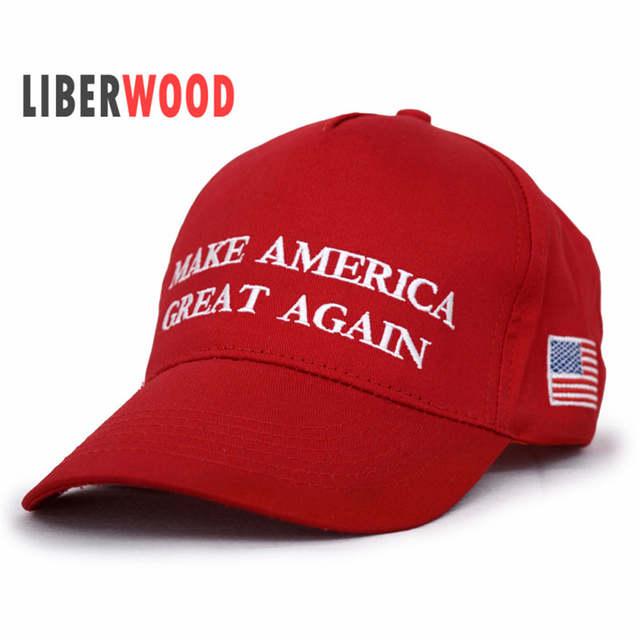 27ba812e33a Make America Great Again Hat Donald Trump 2016 Republican Hat Cap MAGA  Embroidered America president hat