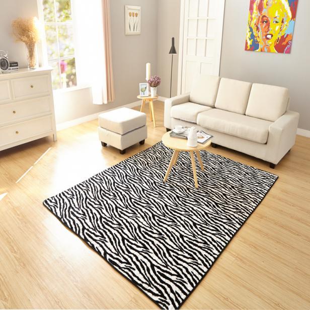 New Design Striped Home Door Front Non Slip Mat Carpet Entrance Doormats Living Room Bedroom Floor
