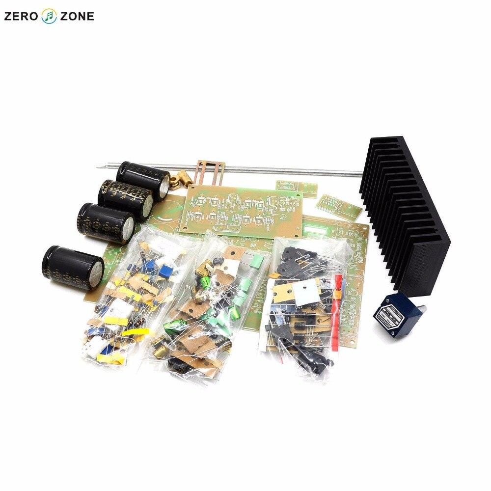 GZLOZONE HA5000 Headphone Amplifier Kit Clone Technica