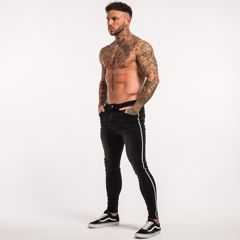 gingtto-men-skinny-jeans-black-white-stripe-street-fashion-zm22-9
