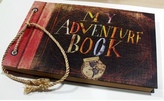 My adventure book Diy Vintage Christmas Gift handmade ...