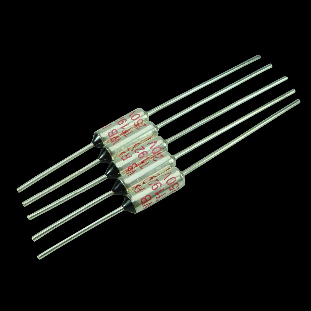 Thermal Fuse 10a 250v Sf188e Thermal Cutoffs Ry 192c Temperature Fuses Tf192c Degree