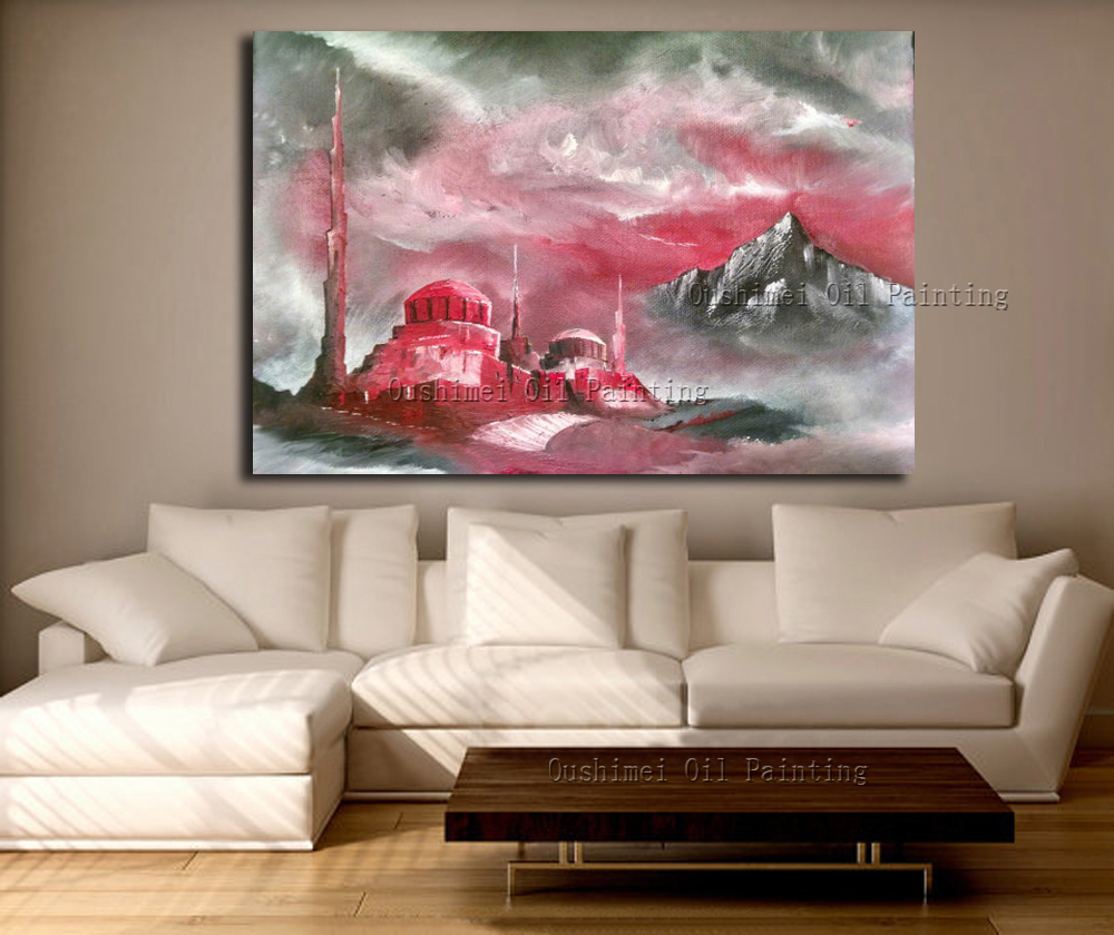 online buy wholesale islamic oil painting from china islamic oil painting wholesalers
