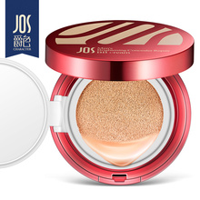 JOS Men air cushion BB Cream liquid face makeup whitening foundation makeup male nude makeup oil control acne concealer cream cc